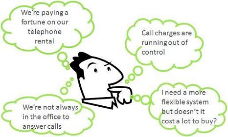Picture of Nuage Voice over IP (VoIP) solution